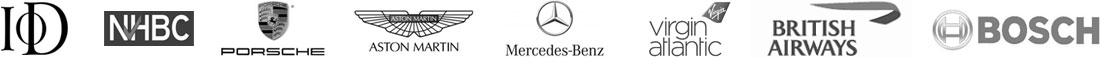 Corporate client logos